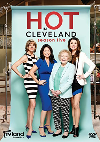 Hot In Cleveland: Season Five DVD
