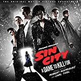 Sin City: A Dame to Kill For Soundtrack