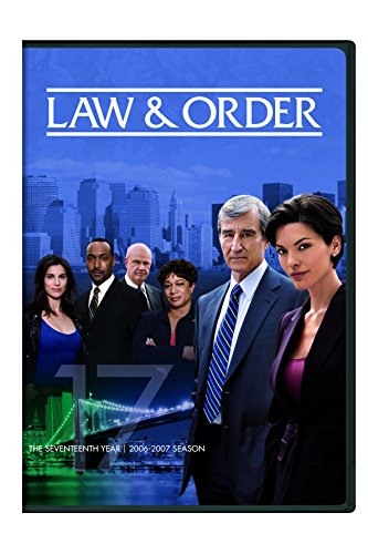 Law & Order: The Seventeenth Year DVD