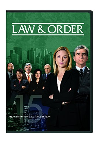 Law & Order: The Fifteenth Year DVD