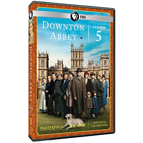 Masterpiece Classic: Downton Abbey: Season 5 DVD
