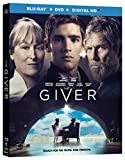 The Giver (Blu-Ray + DVD + UltraViolet)