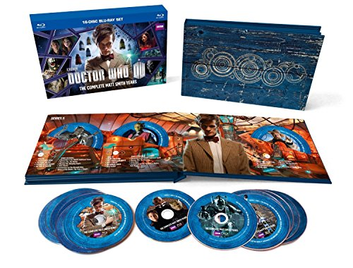 Doctor Who: The Matt Smith Years [Blu-ray] DVD