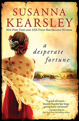 Books on Sale: A Desperate Fortune by Susanna Kearsley & More