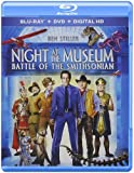 Night at the Museum: Battle of the Smithsonian Blu-ray Triple Play Dhd