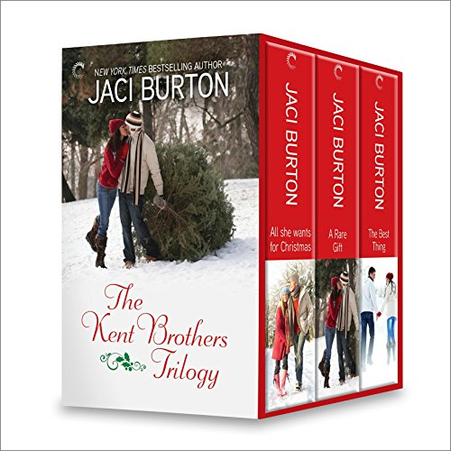 Books on Sale: The Kent Brother Trilogy by Jaci Burton & More