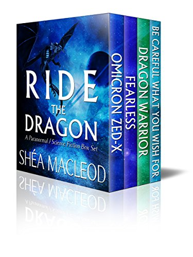 Ride The Dragon by Shéa MacLeod