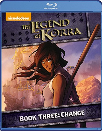 Legend of Korra: Book Three - Change [Blu-ray] DVD