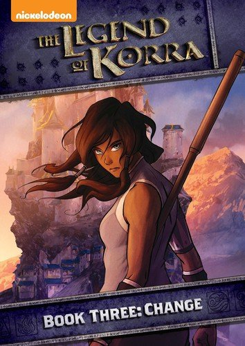 Legend of Korra: Book Three - Change DVD