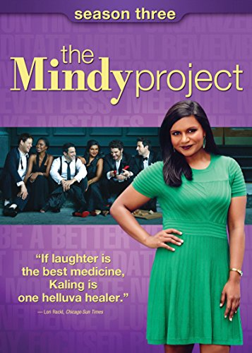 The Mindy Project: Season 3 DVD