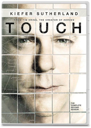 Touch: The Complete Second Season DVD