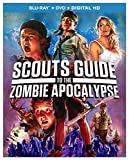 Scouts Guide to the Zombie Apocalypse (Blu-ray + DVD + Digital HD) - January 5