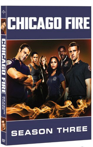 Chicago Fire: Season 3 DVD