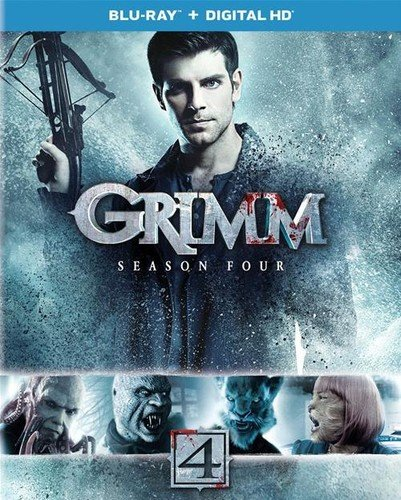 Grimm: Season 4 [Blu-ray] DVD