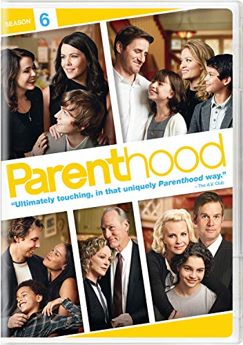 Parenthood: Season 6 DVD