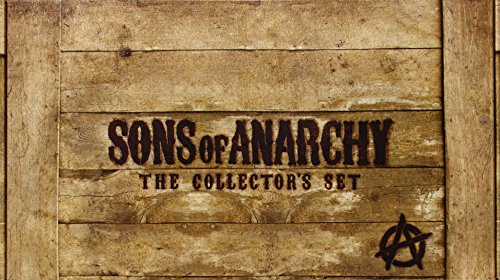 Sons of Anarchy: Seasons 1-6 [Blu-ray] DVD