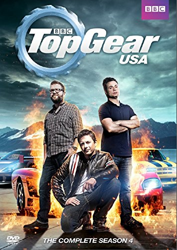 Top Gear: Season Four DVD