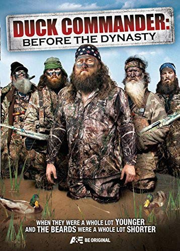 Duck Commander Before The Dynasty DVD