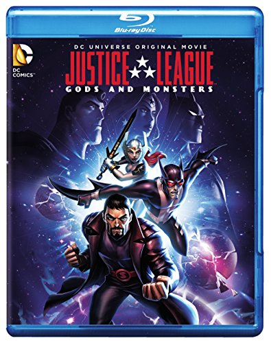 Justice League: Gods & Monsters cover