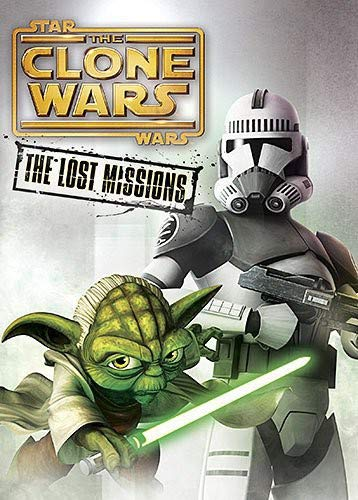Star Wars: The Clone Wars: The Lost Missions DVD