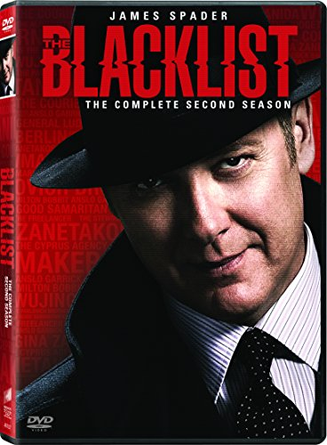The Blacklist: Season 2 DVD