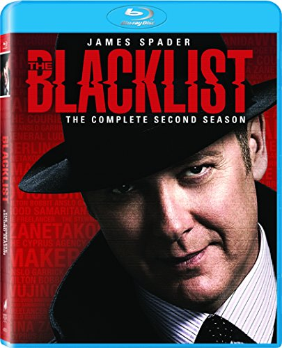 The Blacklist: Season 2 [Blu-ray] DVD