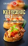 Free Kindle Book : Ketogenic Diet: Cookbook Vol. 4 Snacks & Dessert Recipes (Health Wealth & Happiness 71)
