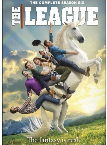 The League: Season 6 DVD