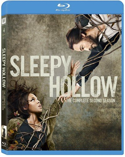 Sleepy Hollow: Season 2 [Blu-ray] DVD