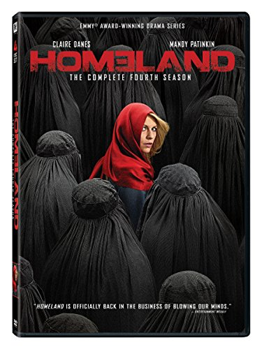Homeland: Season 4 DVD