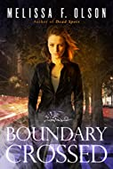 Book Cover: Boundary Crossing by Melissa F. Olson