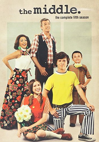 The Middle: Season 5 DVD