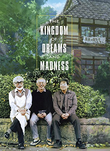 The Kingdom of Dreams and Madness cover