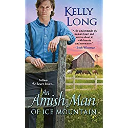 An Amish Man of Ice Mountain (Ice Mountain Series Book 2)