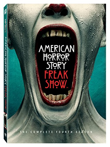 American Horror Story: Freak Show DVD