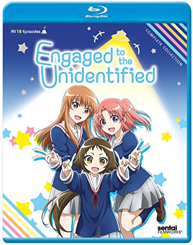 Engaged to the Unidentified / [Blu-ray] [Import]
