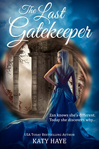 The Last Gatekeeper by Katy Haye