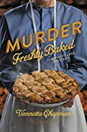 Book Cover: Murder Freshly Baked by Vannetta Chapman