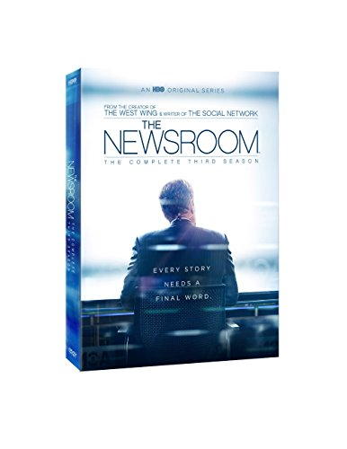 The Newsroom: Season 3 DVD