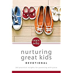 NIV, Once-A-Day: Nurturing Great Kids Devotional, eBook: 365 Practical Insights for Parenting with Grace