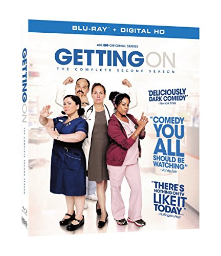 Getting On: Season 2 [Blu-ray] + Digital DVD