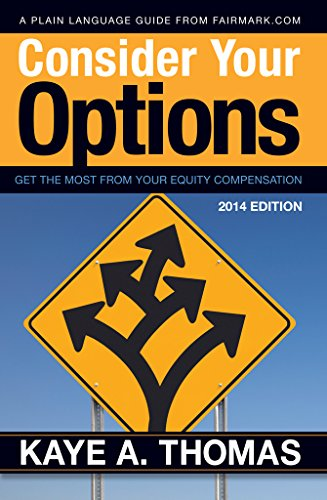 546. Consider Your Options: Get the Most from Your Equity Compensation