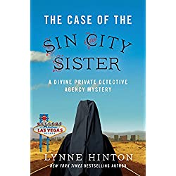 The Case of the Sin City Sister (A Divine Private Detective Agency Mystery Book 2)