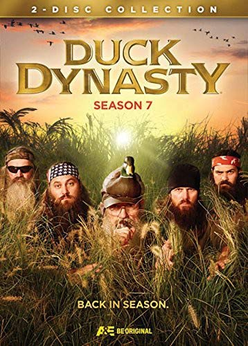 Duck Dynasty: Season 7 DVD