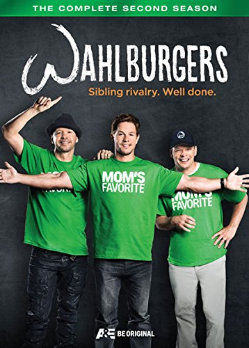 The Wahlburgers: Season 2 DVD