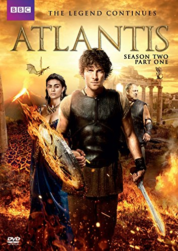 Atlantis: Season 2 Part One DVD