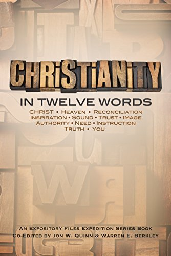 Christianity in Twelve Words