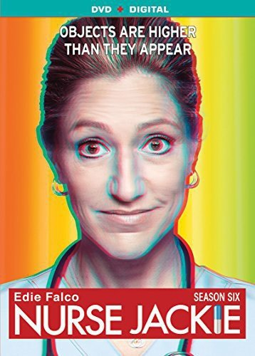 Nurse Jackie Season 6 DVD