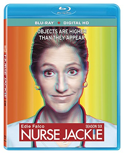 Nurse Jackie Season 6 [Blu-ray] DVD