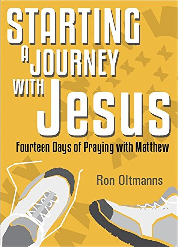 Starting a Journey with Jesus: Fourteen Days of Praying with Matthew